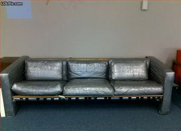 duct tape furniture. Funny_Pictures_7068 Duct Tape Furniture