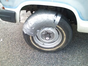 gray-wall-spare-tire