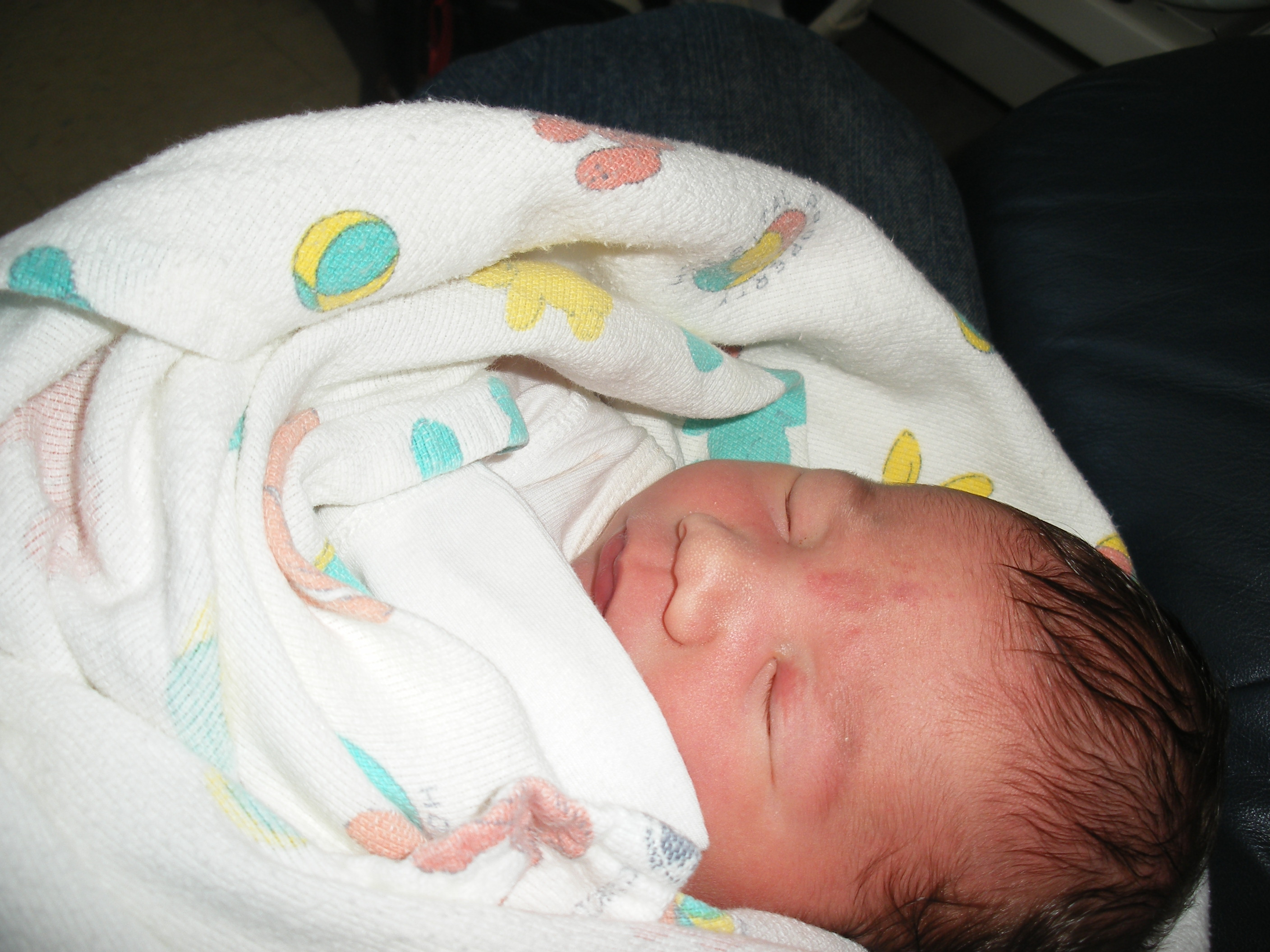 The gallery for --> Newborn Black Baby Girl In Hospital ...